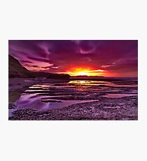 """Jan Juc Ebbtide Dawn"" Photographic Print"