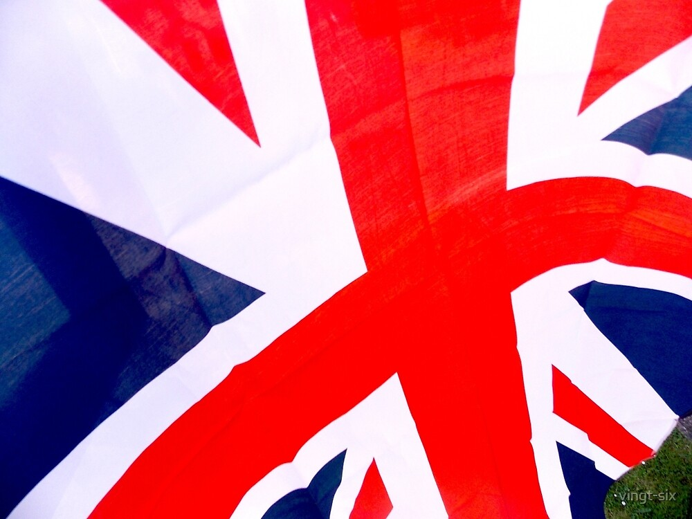 Union Flag by vingt-six