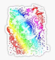 Vector X2 Sticker