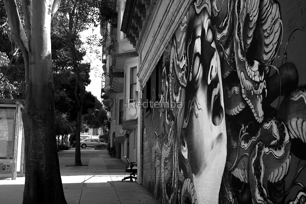 LOVE AND HAIGHT by Redtempa