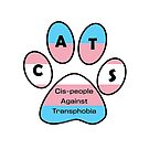 CATS - Cis-people Against Transphobia by artemiscreates