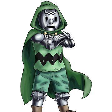 Charlie Von Doom by StormCrow42
