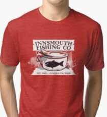 Innsmouth Fishing Co Tri-blend T-Shirt