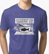 Innsmouth Fishing Co Tri-blend T-Shirt