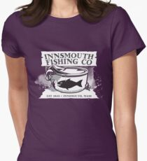Innsmouth Fishing Co Womens Fitted T-Shirt