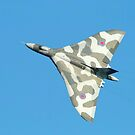 Isle of Man TT 2011 Avro Vulcan by Stephen Kane