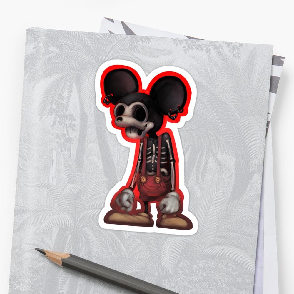 Mickey by JOEL AMAT GÜELL