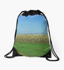 Rural Nebraska Drawstring Bag