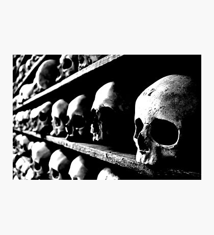 Death is not the greatest loss in life... Photographic Print