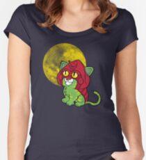 Battlekitty Women's Fitted Scoop T-Shirt