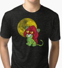 Battlekitty Tri-blend T-Shirt