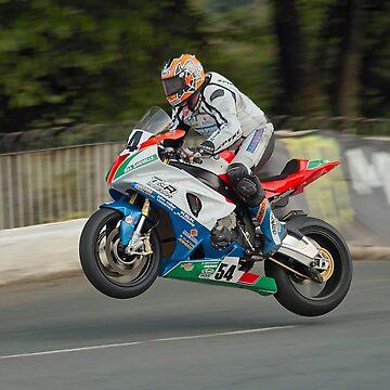 Piotr Betlej* Isle of Man TT 2011 by skanner30