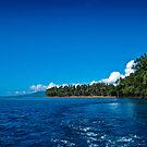 Sulawesi under the clouds by shellfish