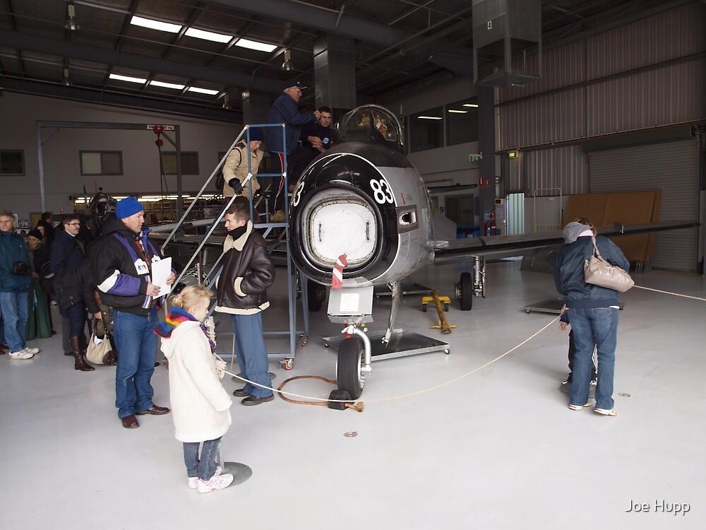 CAC CA-27 Sabre - Temora Aviation Museum by Joe Hupp