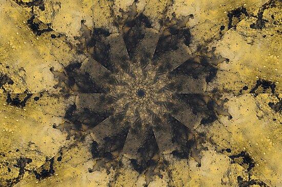 yellow stone by JBJart