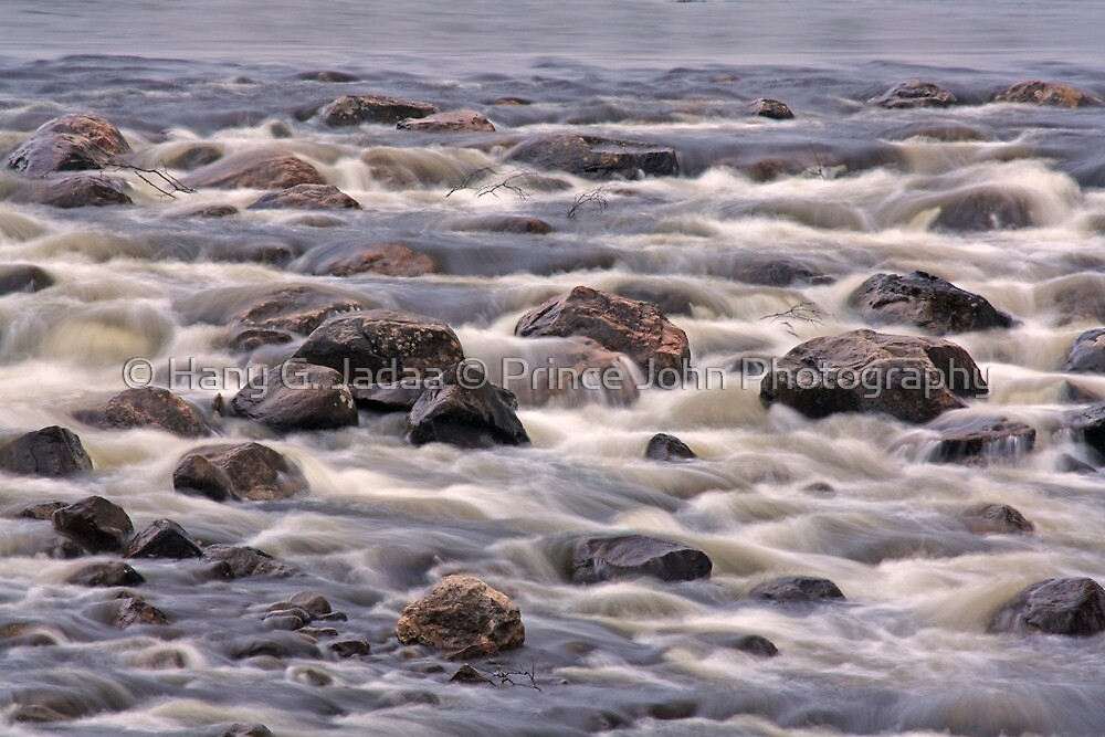 Streaming Rocks by © Hany G. Jadaa © Prince John Photography