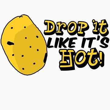 Drop it Like It's Hot! by shopfunkhouse