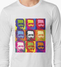 Weiner Warhol Long Sleeve T-Shirt