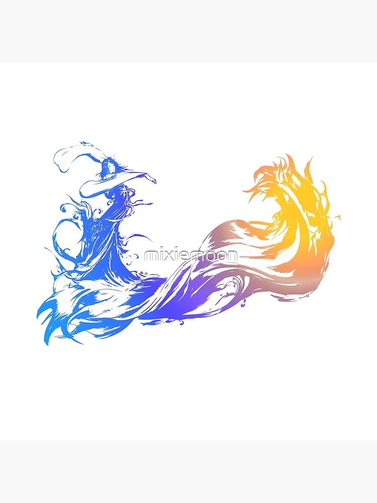 Final Fantasy X von mixiemoon