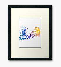 Final Fantasy X Framed Print