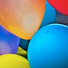 Those Colorful Balloons by Nancy Stafford