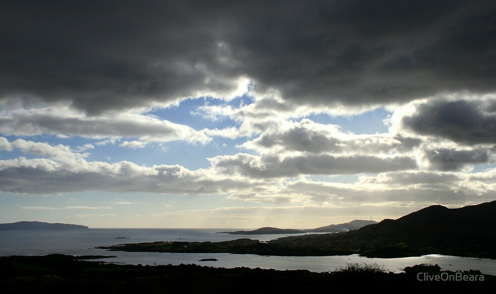 Silver linings by CliveOnBeara