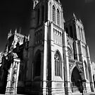 Bristol Cathedral by MWhitham