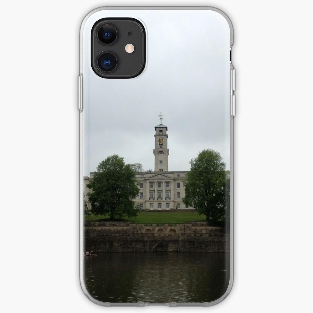 Nottingham University - Trent Building iPhone Case & Cover