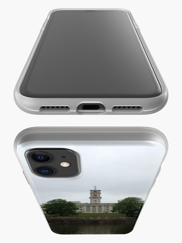 Alternate view of Nottingham University - Trent Building iPhone Case & Cover
