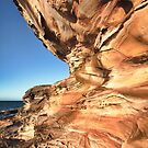 Sydney sandstone 01 by Adriano Carrideo