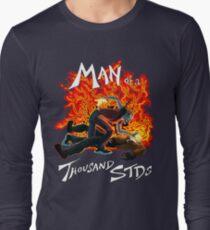 Man of a Thousand STDs Long Sleeve T-Shirt