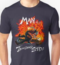 Man of a Thousand STDs Unisex T-Shirt