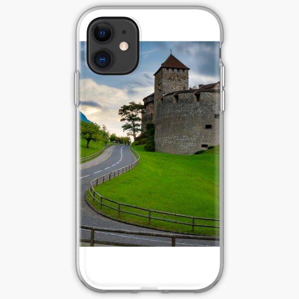 Vaduz Castle iPhone Soft Case