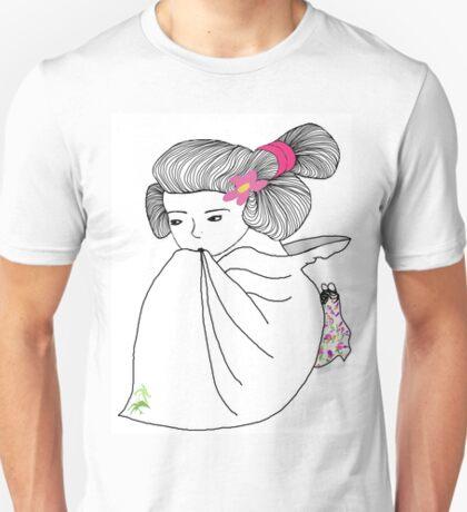 Japanese Shirt Re-Born T-Shirt