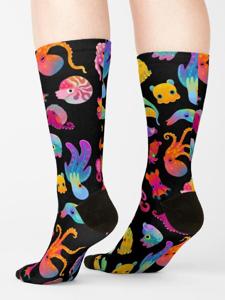 Alternate view of Cephalopod Socks