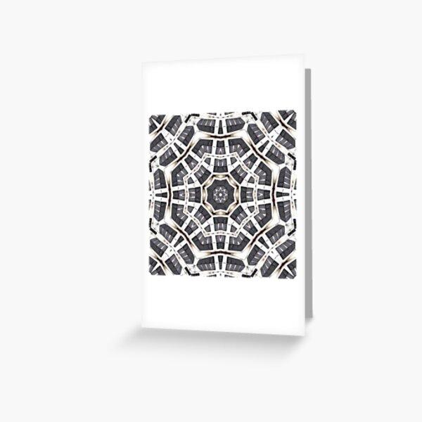 Auburn Delight (square) Greeting Card