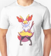 Braixen Unisex T-Shirt