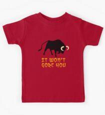 It Won't Gore You Kids Clothes