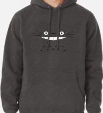 Totoro Face Hoodie