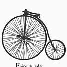 faire du vélo --- by ScottBarker