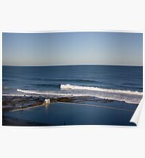 Rolling Swells Poster