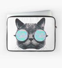 Cat Eye Hologram Laptop Sleeve