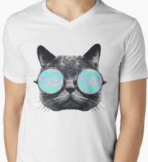 Cat Eye Hologram T-Shirt