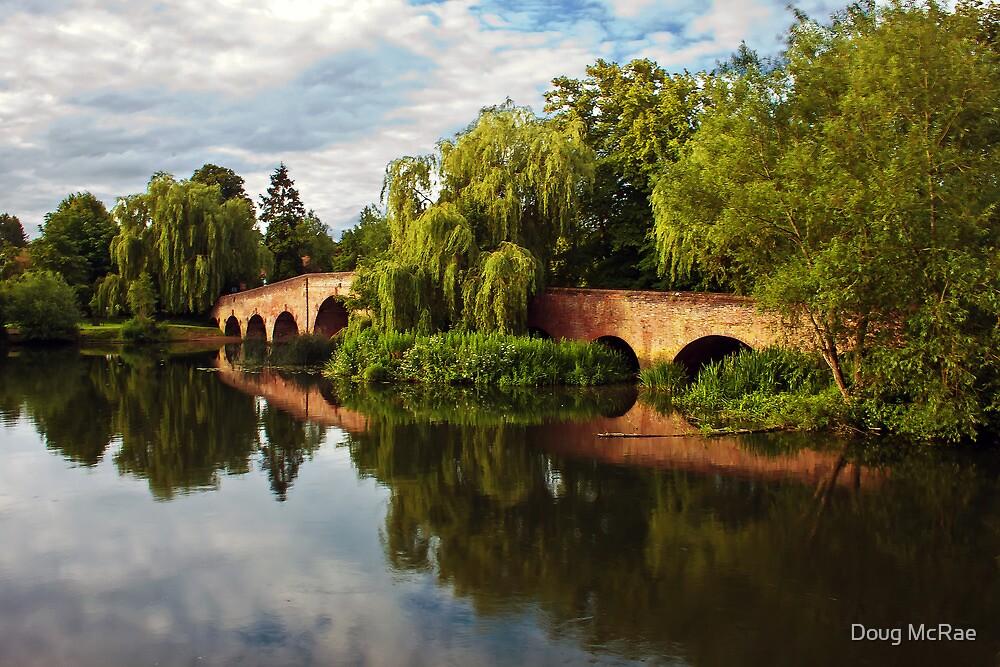 Brick bridge by Doug McRae