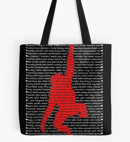 """""""The Year Of The Monkey"""" Cards Tote Bag"""