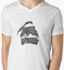 Tethered - wakeboarding pirate Men's V-Neck T-Shirt