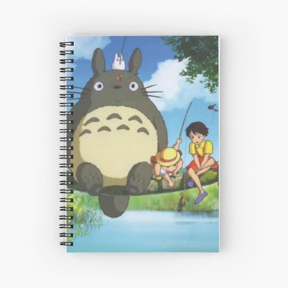 Totoro Spiralblock