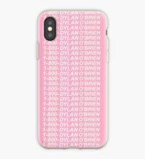 1-800-DYLAN O'BRIEN - HOTLINE BLING iPhone Case