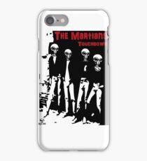 The Martians Touchdown iPhone Case/Skin