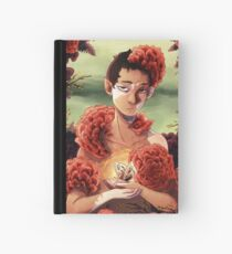 Marigolds Hardcover Journal